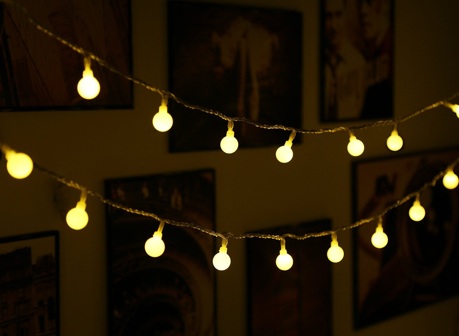 Led Outdoor Commercial String Lights